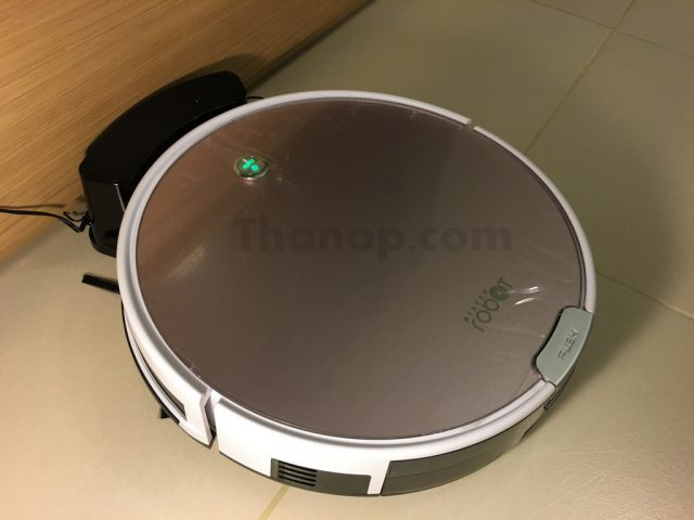 Robot Vacuum Cleaner - Light Indicator