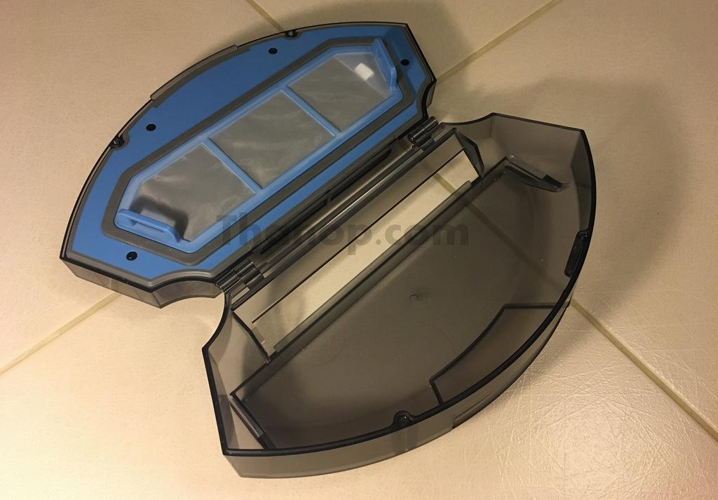 Mister Robot Hybrid Dustbin Inside