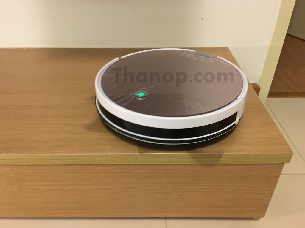 Mister Robot Hybrid Floor Sensor Test