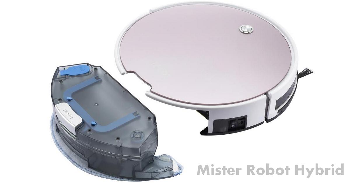 Mister Robot Hybrid