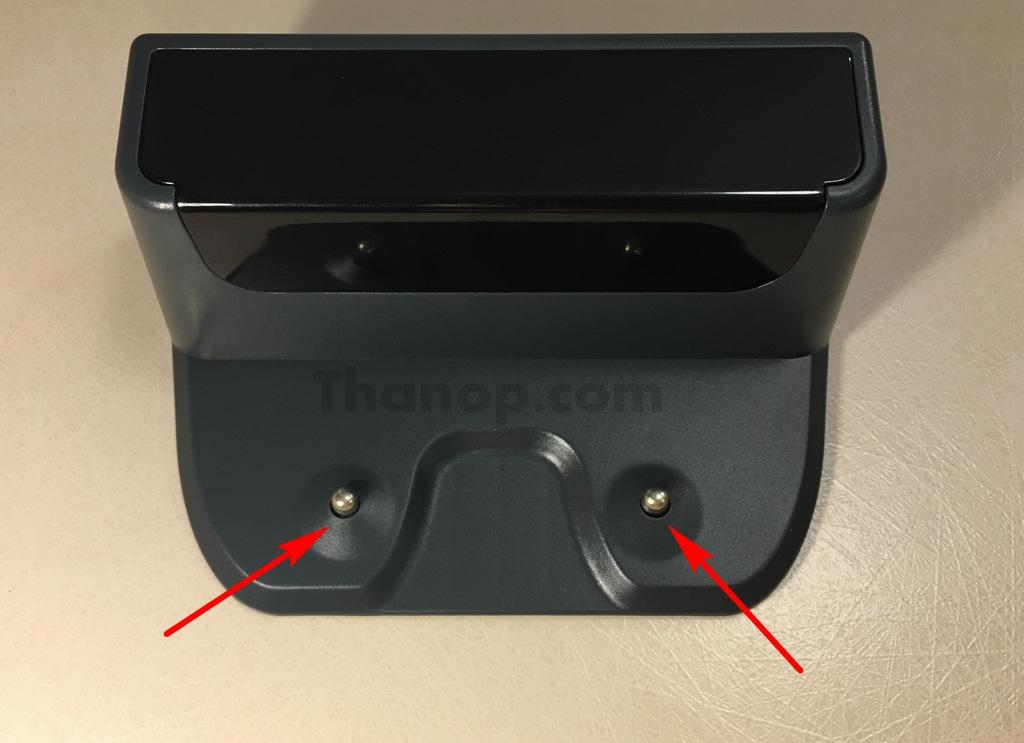 mamibot-prevac-charging-dock
