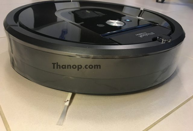 iRobot Roomba 980 Side After Used
