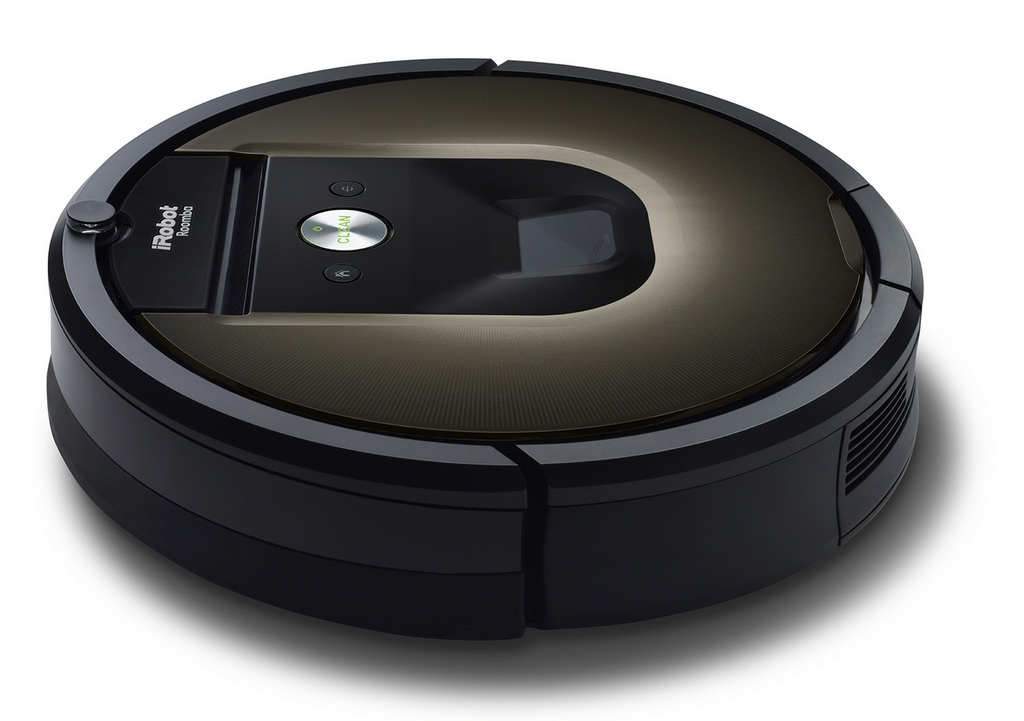 iRobot Roomba 980 Side