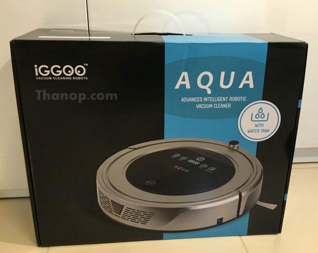 iGGOO AQUA Box Front