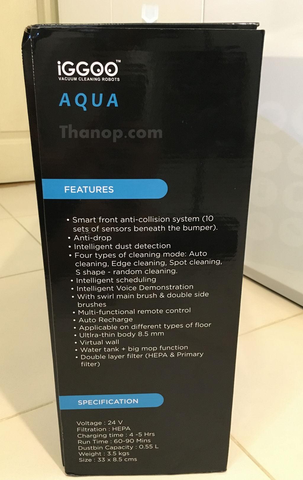 iGGOO Aqua Featured Image