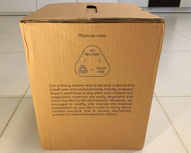 Evapolar Box Left