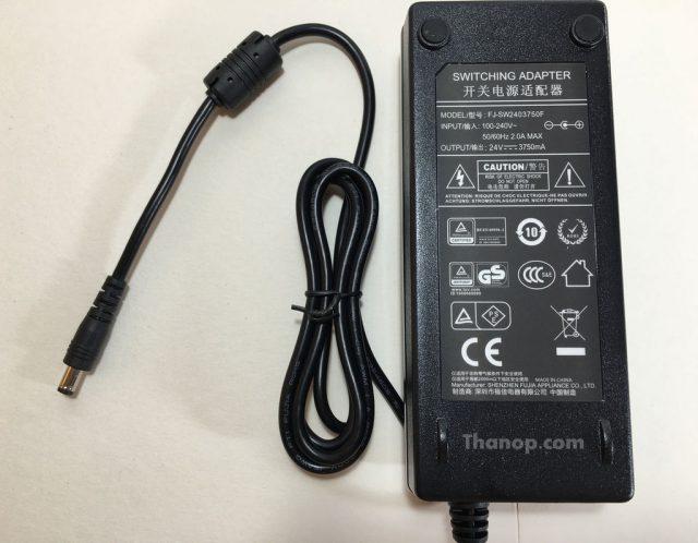 GlassBot W110S Adapter Set