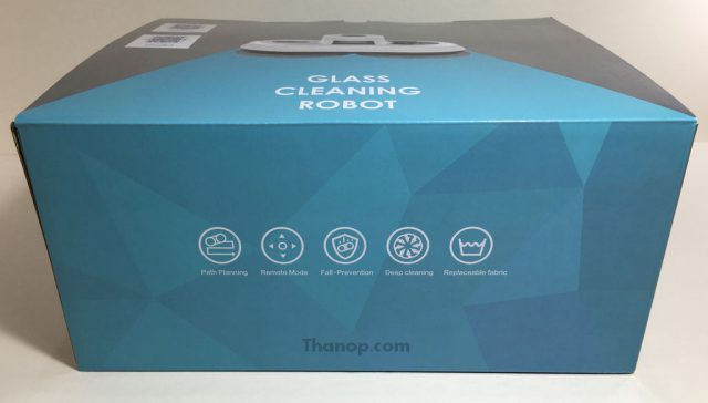 GlassBot W110S Box Front