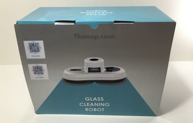 GlassBot W110S Box Top