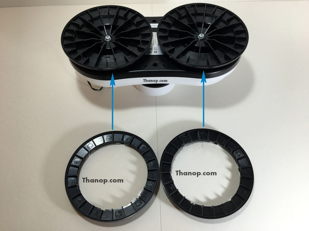 GlassBot W110S Spare Cleaning Wheel