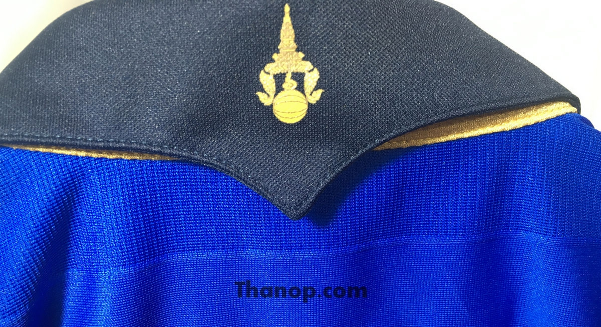 Thai National Football Jersey 2016 Features