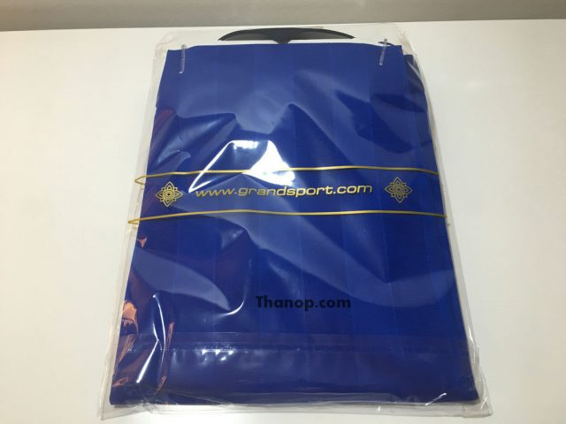 Thai National Football Jersey 2016 Package Back