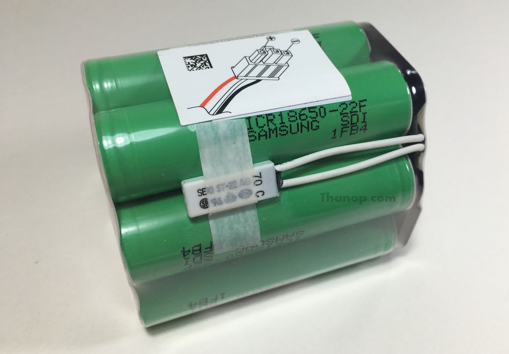iClebo OMEGA Battery Temperature Sensor