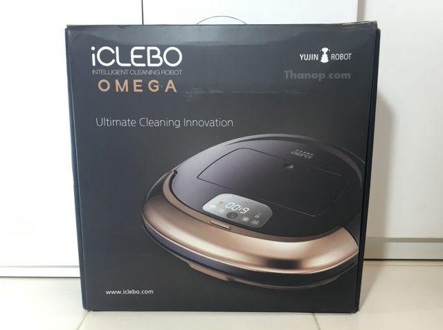 iClebo OMEGA Box Front