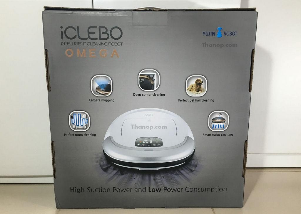 iClebo OMEGA Sensor List
