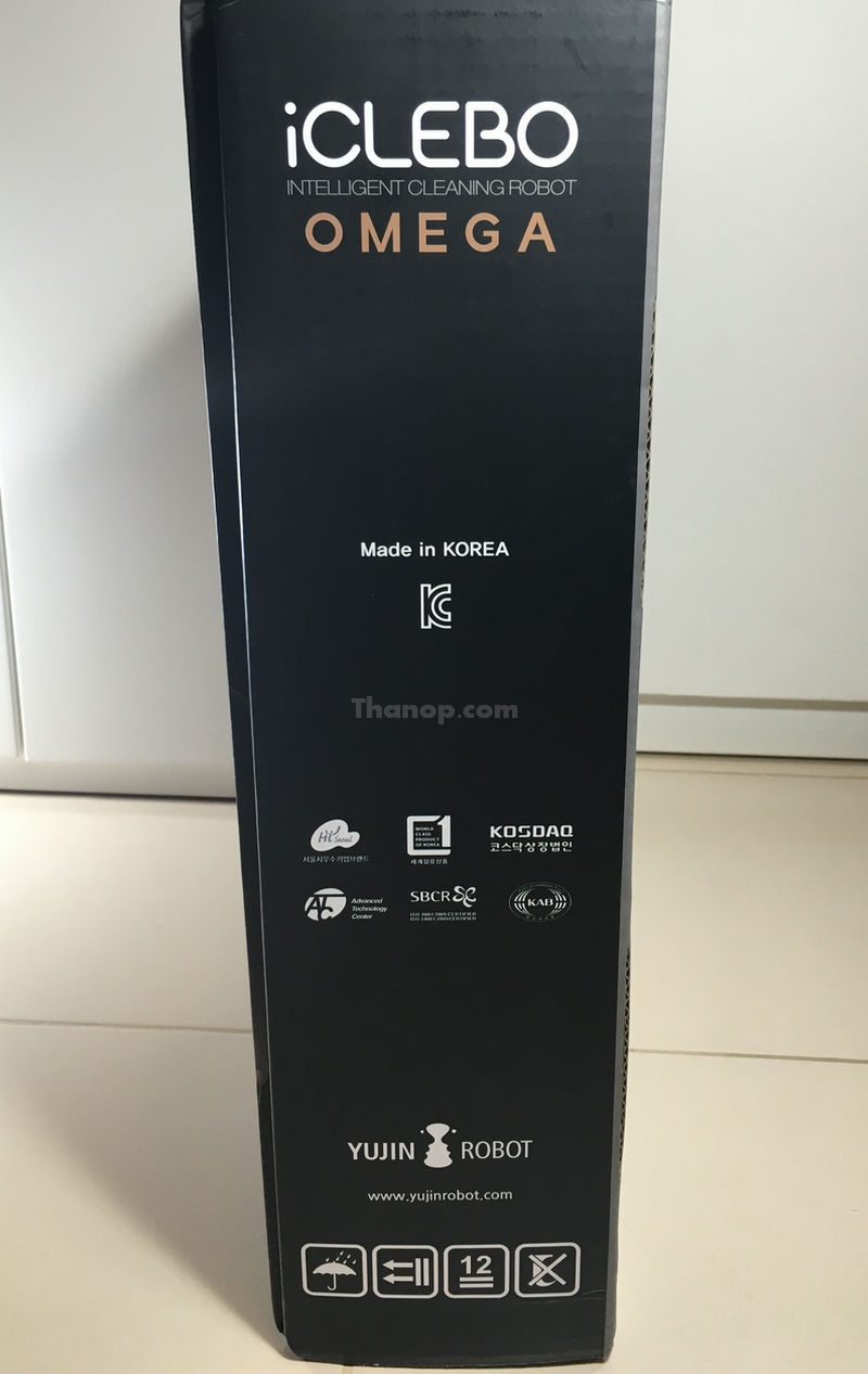 iClebo OMEGA Box Right