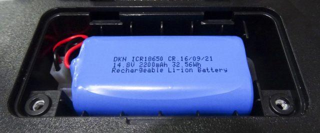 iBOT i800 Hybrid Battery
