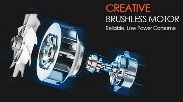 iBOT i800 Hybrid Brushless DC Motor Component