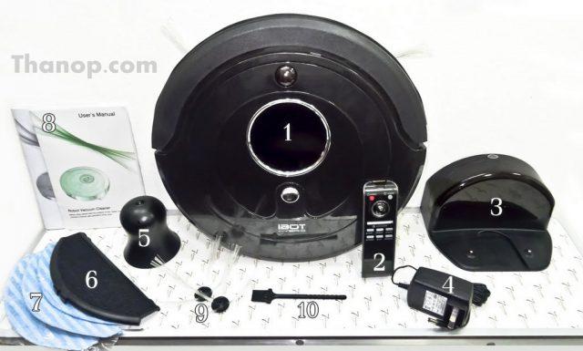 iBOT i800 Hybrid Component