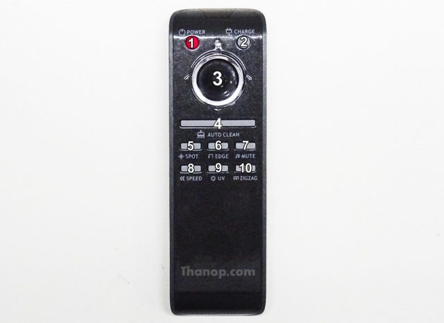 iBOT i800 Hybrid Component Remote Control