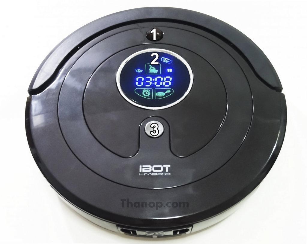 iBOT i800 Hybrid Component Top