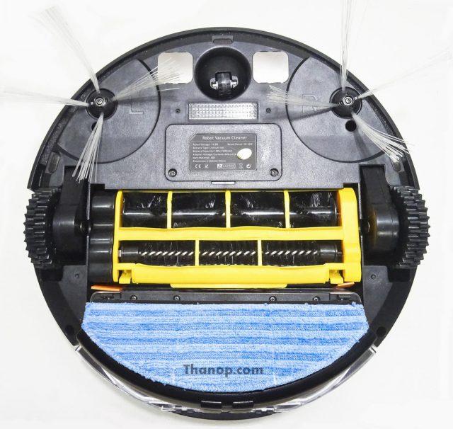 iBOT i800 Hybrid Underside
