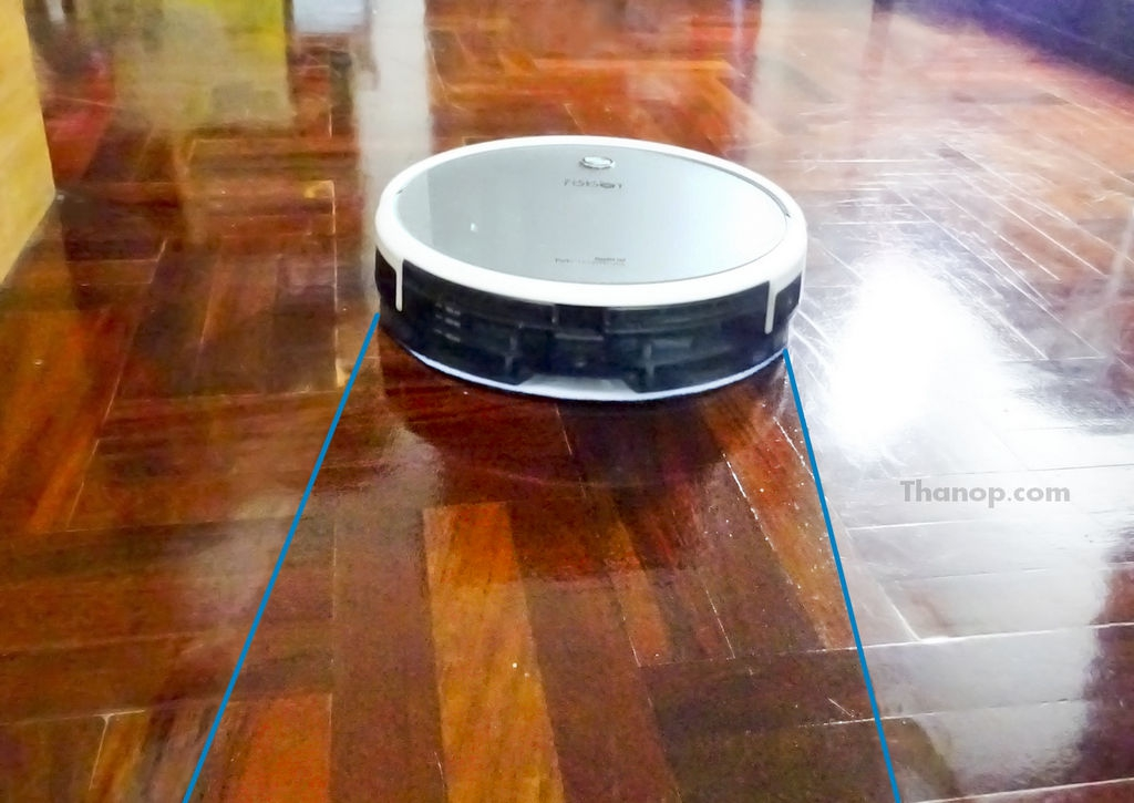 Mister Robot Hybrid Mapping Working with Mopping Function