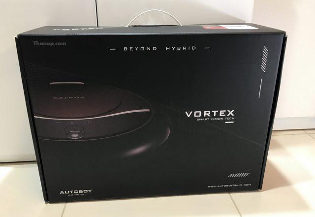 AUTOBOT Vortex Box Front