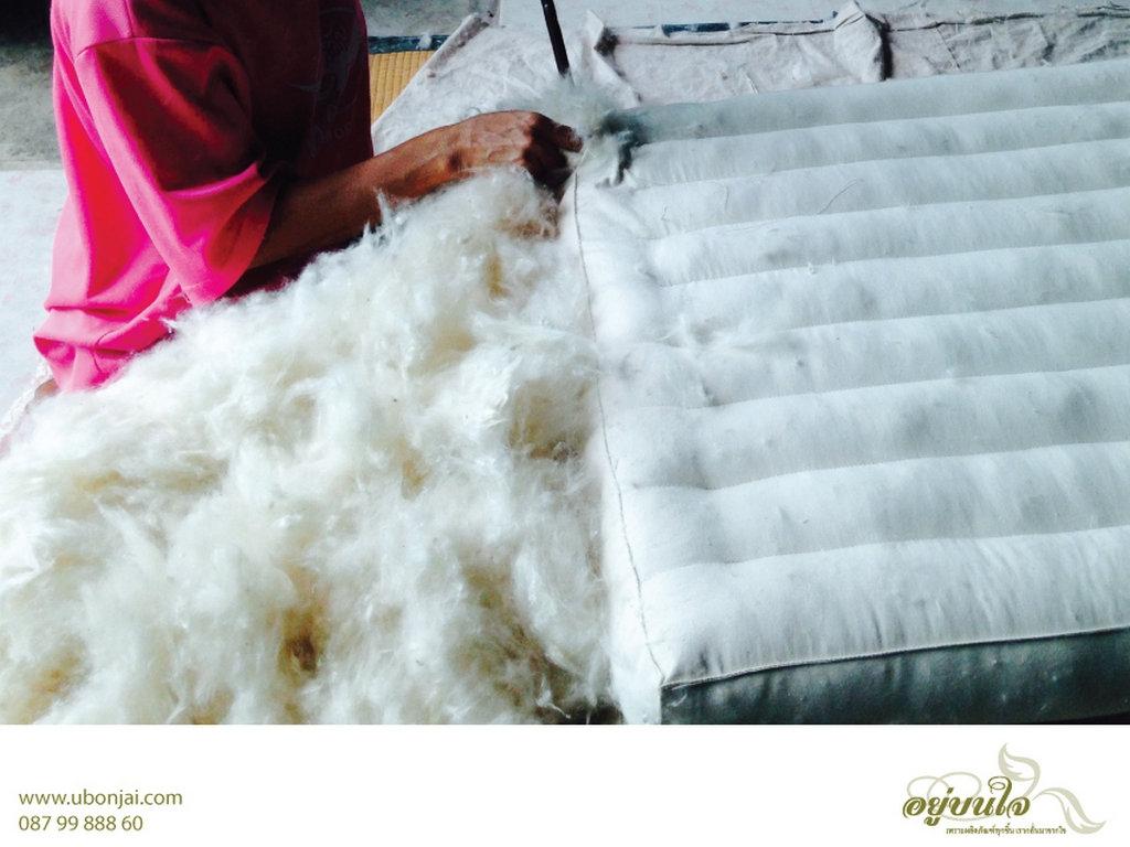 Mattress and Bed Article Kapok Mattress Production