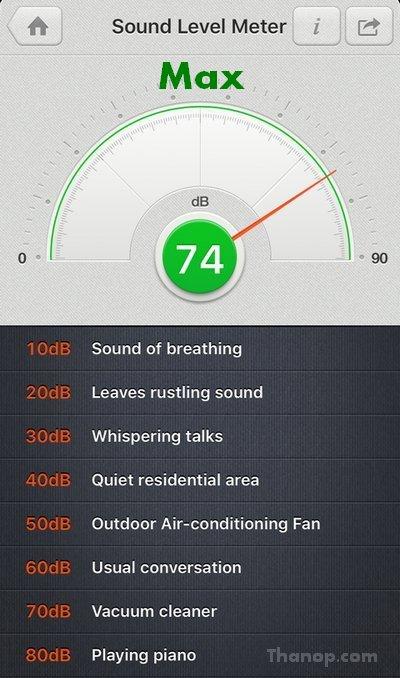 Samsung POWERbot VR9300 Soundtest Max
