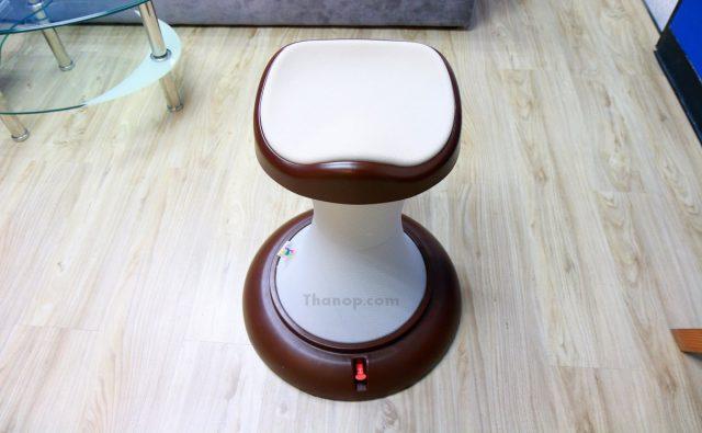 เก้าอี้ออกกำลังกายเพื่อสุขภาพ RESTER HULA CHAIR