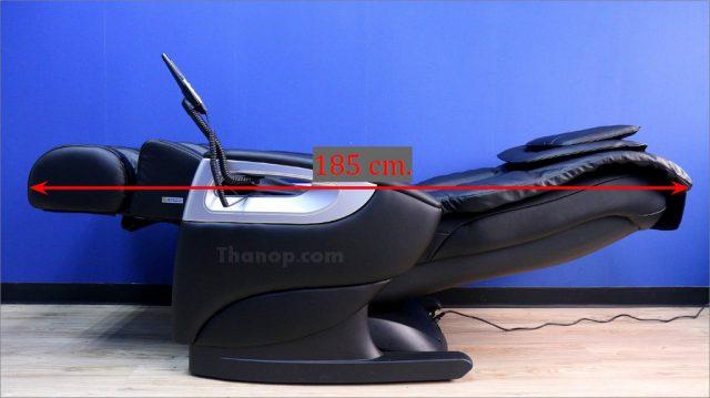 RESTER TITAN EC-362 Backrest 165 Degree