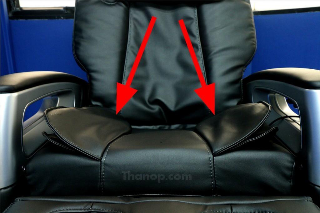 RESTER TITAN EC-362 Seat Pad Air Bag Down