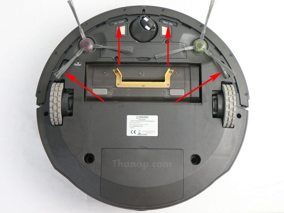 ECOVACS DEEBOT R95 Anti Drop Sensor