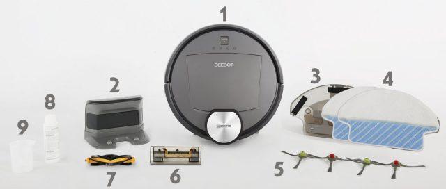 ECOVACS DEEBOT R95 Component