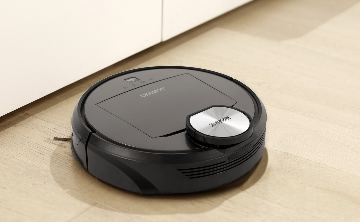 ECOVACS DEEBOT R95 Feature Obstacle Detection Technology