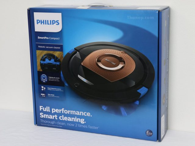 Philips SmartPro Compact FC8776 Box