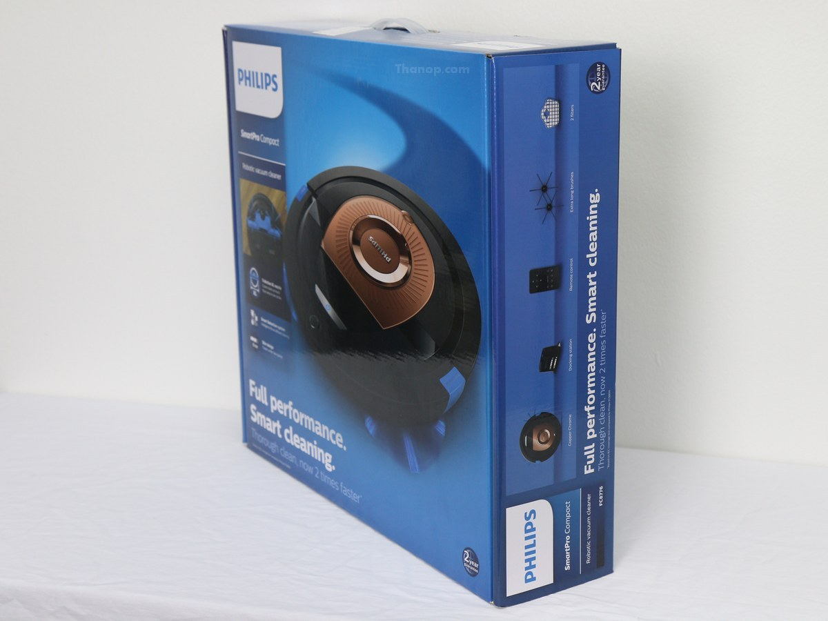 Philips SmartPro Compact FC8776 Box Right