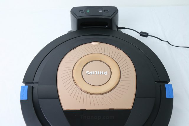 Philips SmartPro Compact FC8776 Charging with Docking Station