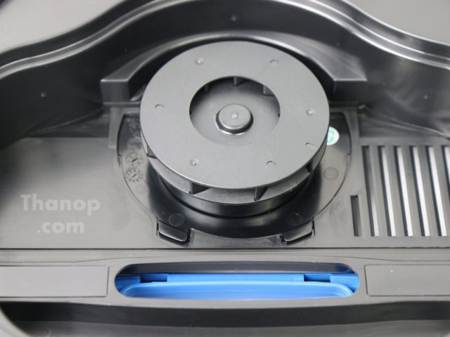 Philips SmartPro Compact FC8776 Vacuum Fan and Dust Inlet
