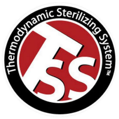 Airfree Thermodynamic Sterilizing System Logo or TSS Logo