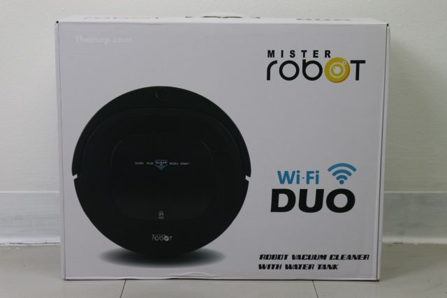 Mister Robot Duo Wi-Fi Box Front