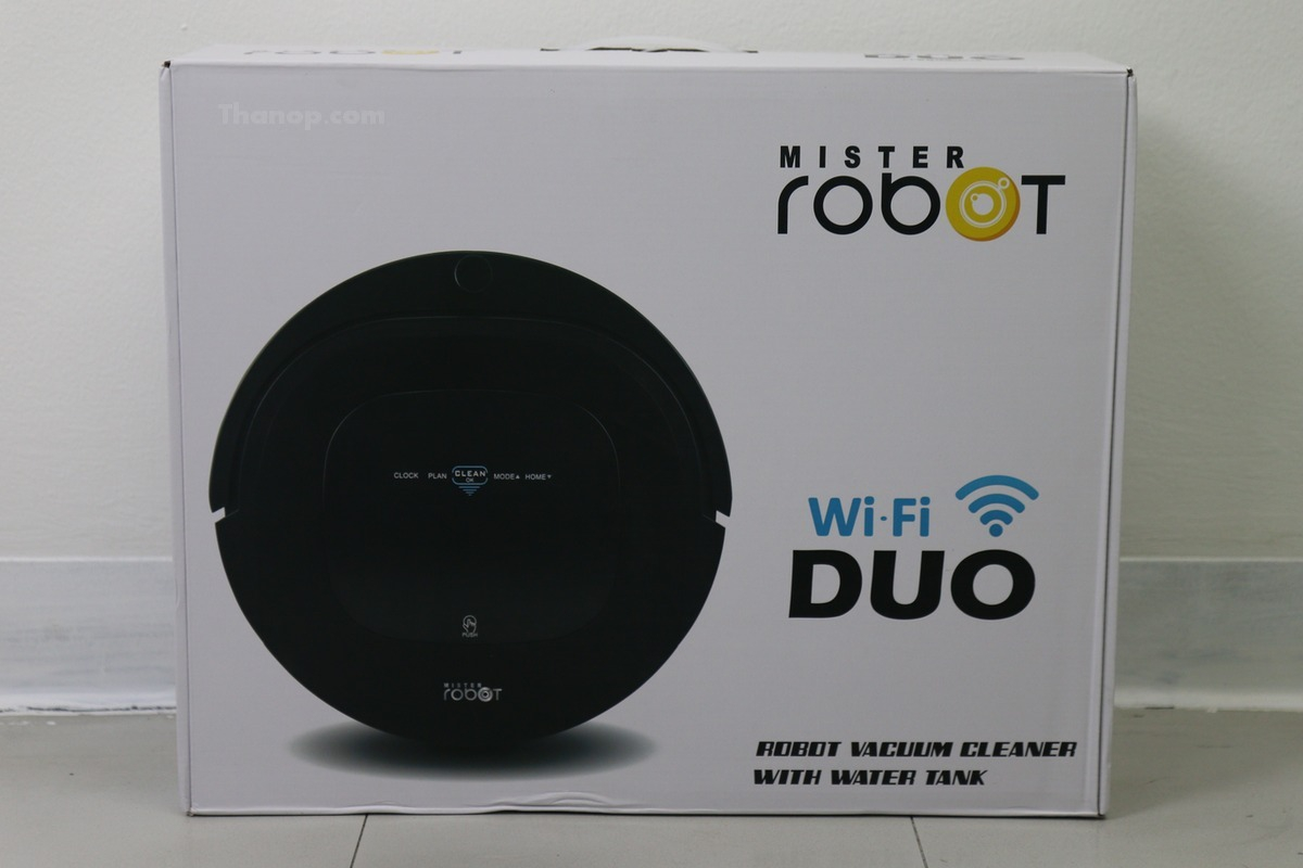 Mister Robot Duo Wi-Fi Component
