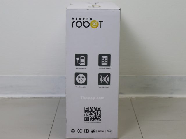 Mister Robot Duo Wi-Fi Box Left