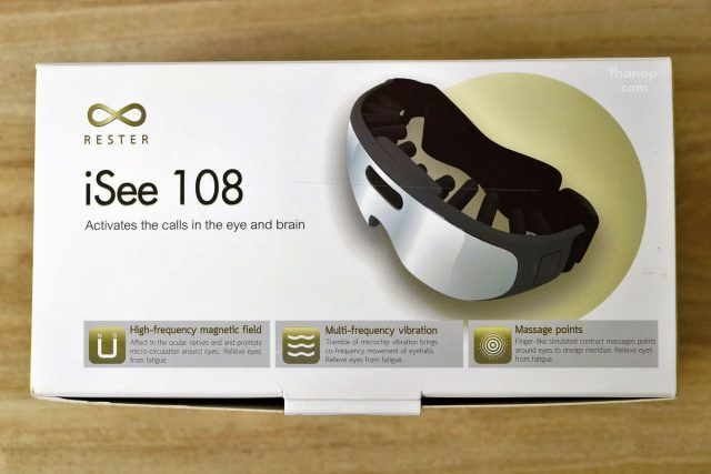 RESTER iSee 108 Box Top