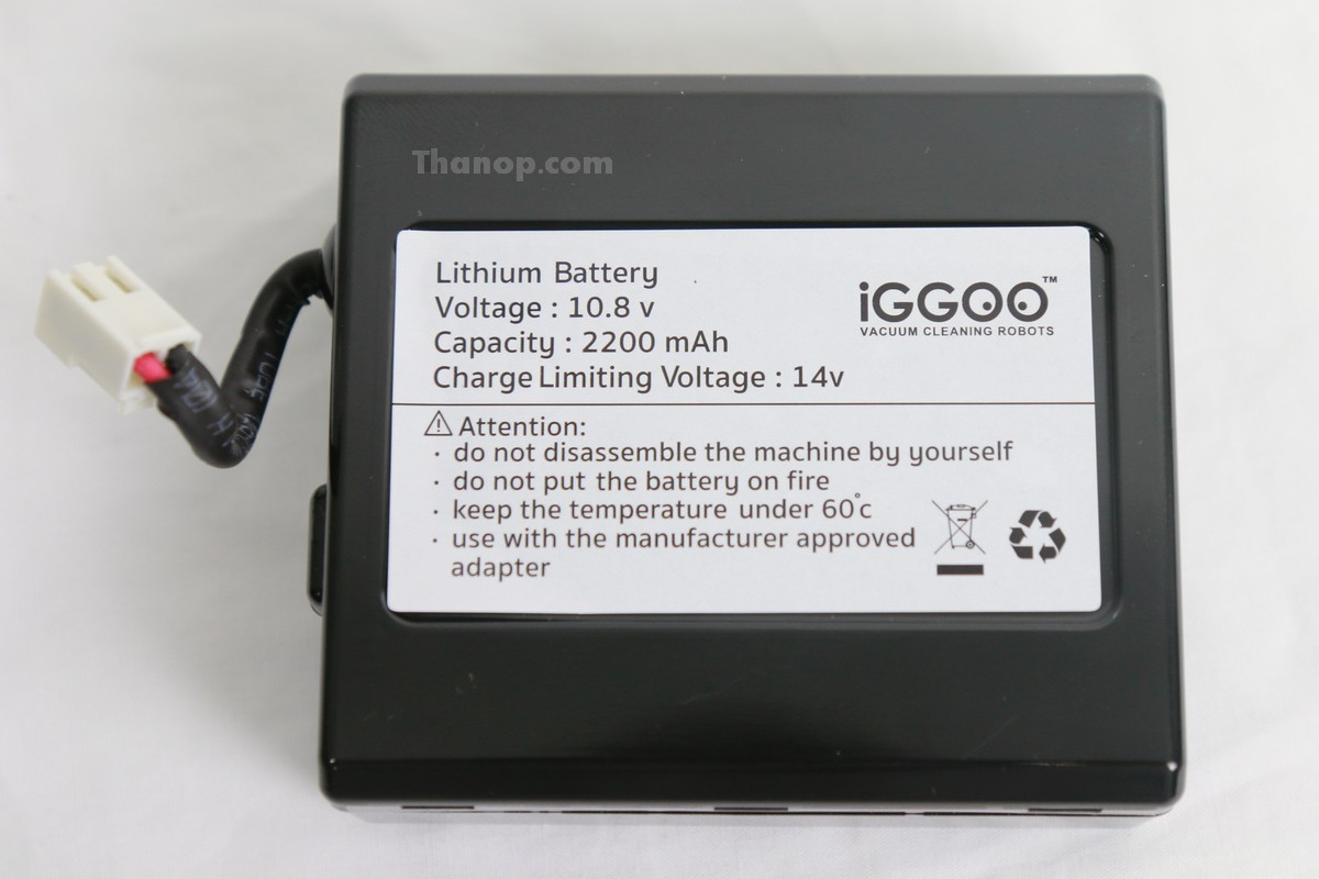 iGGOO Slim Battery