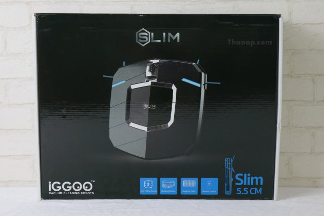 iGGOO Slim Box Front