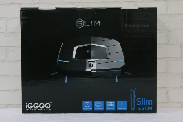 iGGOO Slim Box Rear