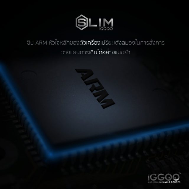 iGGOO Slim Feature ARM Chipset