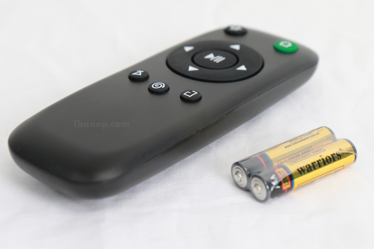 iGGOO Slim Remote Control and Battery